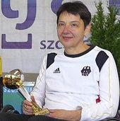 Weltcup-Bronze f�r Sabine Brogle
