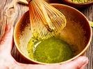 Matcha-Tee findet immer mehr Anh�nger