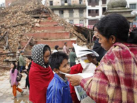 Erdbeben in Nepal: Freiburger Hilfsorganisationen aktiv