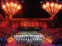 Rutscht das Militärmusikfestival Basel Tattoo in eine Krise?