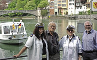 """Auf des Rheins """"schönstem Abschnitt"""""""