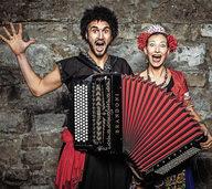 Gypsy Sound System Orkestra im Meck � Frick