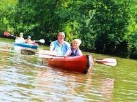 Sieben Kanus kentern bei Hochwasser im Taubergie�en