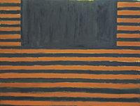 Arbeiten von Frank Stella im Basler Museum für Gegenwartskunst
