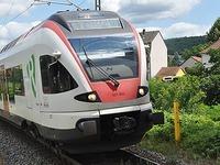 SBB ersetzt einzelne Z�ge zwischen Basel und Freiburg