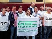 Wie verl�uft der Bahnstreik bei Lokf�hrern in Weil am Rhein?