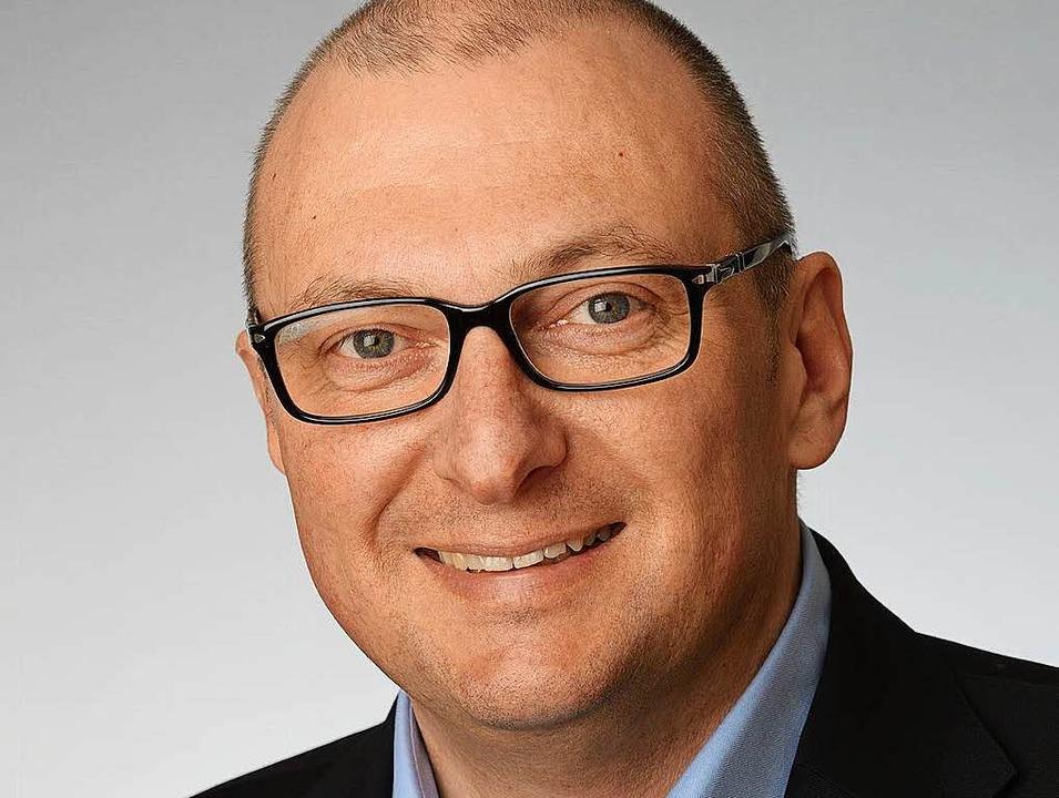 Matthias Kappis wurde für die Landtagswahl nominiert.  | Foto: BZ