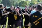 Fotos: Die Meisterfeier des FV Sulz in der Bezirksliga