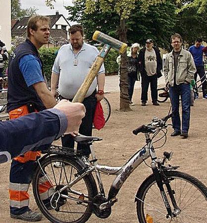 Fahrradversteigerung freiburg polizei