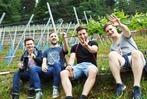 Glottertal: Rebhisli-Tour lockt über 1000 Besucher