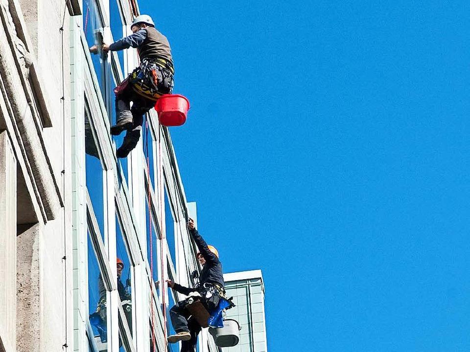 Je höher das Berufsrisiko, desto höher fallen auch die BU-Beiträge aus.   | Foto: dpa