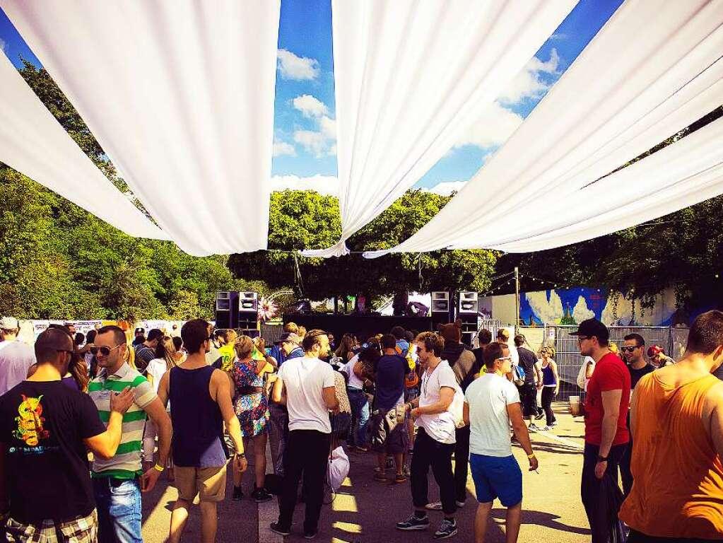 genzenlos open air festival in weil am rhein weil am rhein badische zeitung