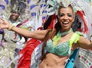 Karneval der Kulturen in Berlin an Pfingsten