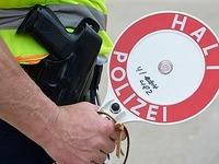 Polizei stellt in acht Stunden f�nf unerlaubte Einreisen fest