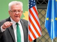 Streit: Freihandelsabkommen TTIP spaltet die Gr�nen