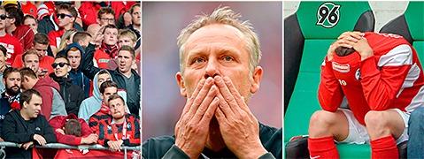 Nach Abstieg: Geld- und Spielersorgen beim SC Freiburg