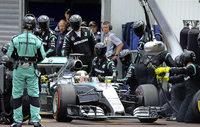 Der gro�e Aussetzer bei Mercedes