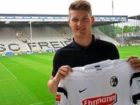 SC Freiburg verpflichtet Lukas K�bler aus Sandhausen