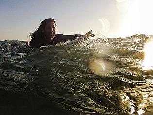 Vom Hindukusch ans Meer: Afghanen k�ren 1. Surf-Meister in Portugal