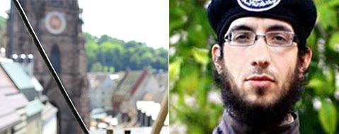 IS-Attent�ter wurde wohl schon in Freiburg radikalisiert