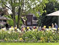 Die Gartenschau Enzgärten heißt willkommen