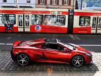 Supersportwagen mit Raketenantrieb