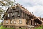 Fotos: Der vom Tornado zerstörte Bauernhof bei Blumberg