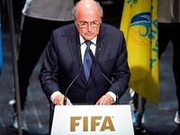 FIFA entgeht Boykott: Blatter vor seiner f�nften Kr�nung
