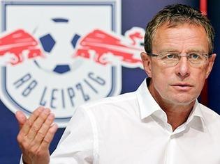 RB Leipzig: Rangnick macht sich selbst zum Trainer