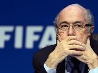 Fifa-Boss Blatter sieht Hass und Verschw�rung