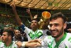 Fotos: Der VfL Wolfsburg siegt im DFB-Pokalfinale gegen Dortmund 3:1
