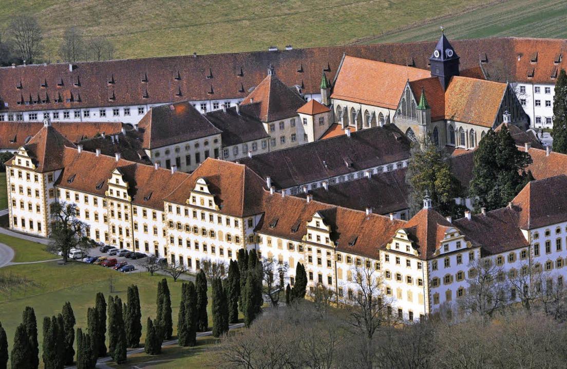 Schloss Salem: Wer hier lernen will, muss viel Geld bezahlen.   | Foto: dpa/Brenner