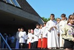 Fotos: Fronleichnamsprozession in St. Johannes