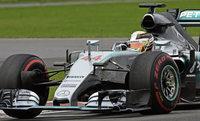Lewis Hamilton ist zur�ck