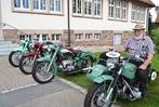 Fotos: Oldtimertreffen in Rötenbach