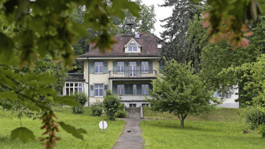 Villa Freiburg die zukunft der kaiser villa in st georgen ist wieder ungewiss