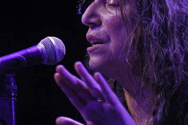 Patti Smith and her Band im Burghof