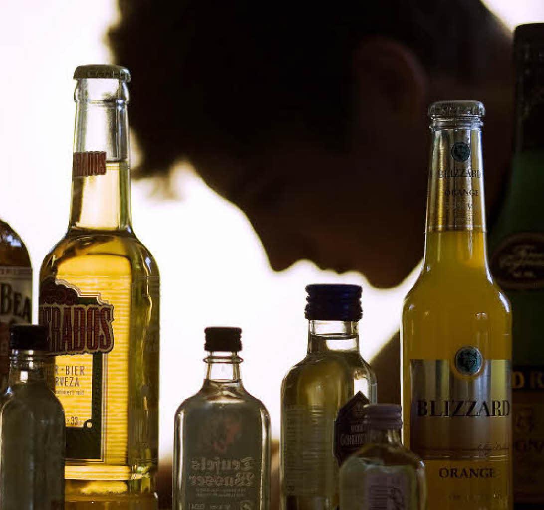 Die Kürbissamen vom Alkoholismus
