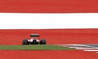 Ein stetes Auf und Ab bei Vettel