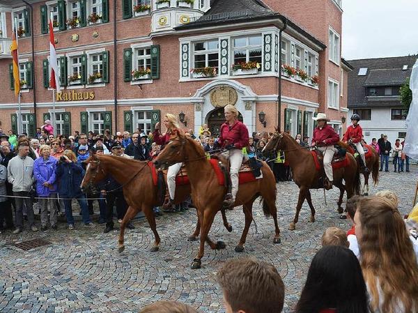 Reiterinnen vom Kreuzhof Lenzkirch
