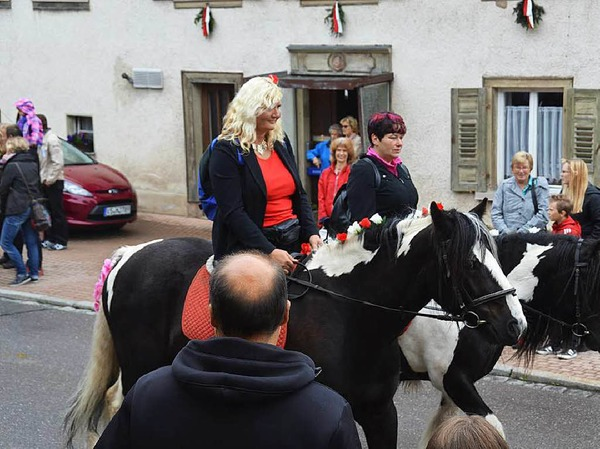 Eulogi-Ritt 2015 in Lenzkirch