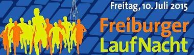 Die Freiburger LaufNacht 2015