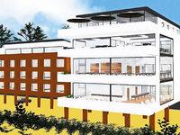 Am Rheinufer bei Breisach soll ein neues Hotel entstehen