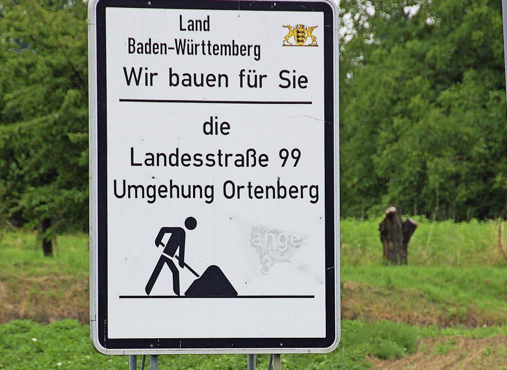 Ortenaukreis: Bauarbeiten: Umgehungsstra�e Ortenberg soll im ...