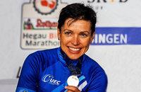 Sabine Spitz gewinnt WM-Bronze