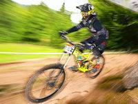 Fotos: Deutsche Downhill-Meisterschaft in Todtnau