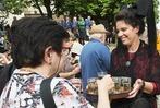 Fotos: Müllheimer Stadtfest mit Oldtimertreffen