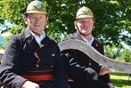 Feuerwehr Ehrenkirchen feiert Jubil�um mit Fest und Umzug