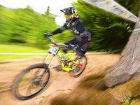 Downhill in Todtnau: Ritterspiele mit Stoppuhr