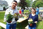 Fotos: Landschaftsg�rtner werben f�r sich in Rheinfelden